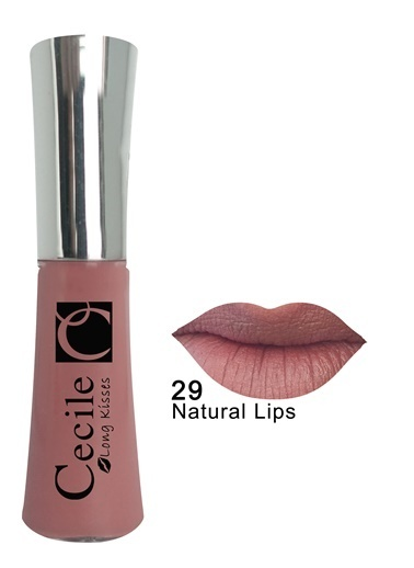 Cecile Long Kisses Lipgloss  29 Renkli